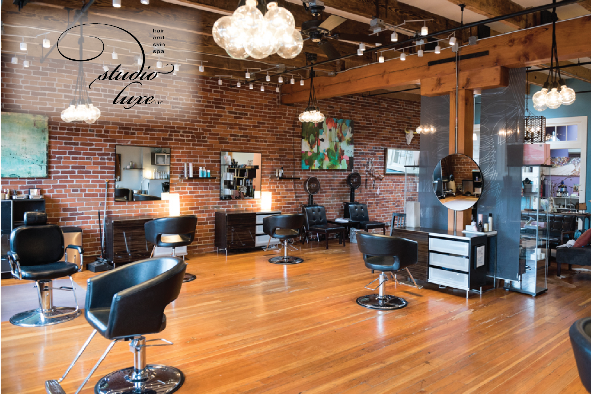 Studio luxe hair skin spa in portland or vagaro for A luxe beauty salon